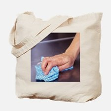 Cleaning cloth Tote Bag