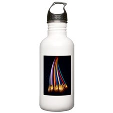 Optical fibres Water Bottle