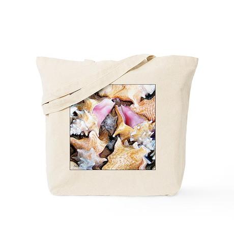 Tote Bag/conch shell tote