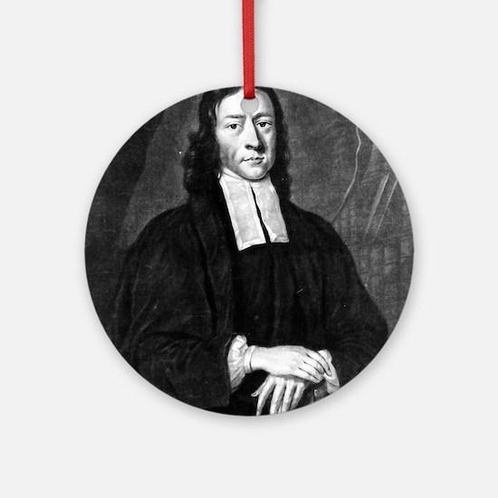 John Wesley M.H. - John Faber - c1745 Round Orname