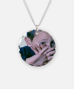 Child abuse Necklace
