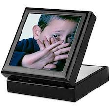 Child abuse Keepsake Box