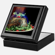 Christmas pudding Keepsake Box