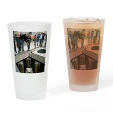 Oldbury nuclear power station open  Drinking Glass