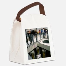 Oldbury nuclear power station ope Canvas Lunch Bag