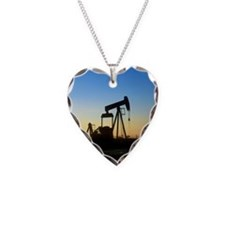 Oil well pump Necklace