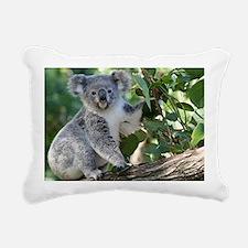 Cute koala  Rectangular Canvas Pillow