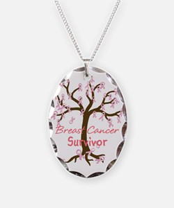 Breast Cancer Survivor Necklace