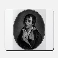 Jean Paul Marat - Pierre-Michel Alix - 1793 Mousep