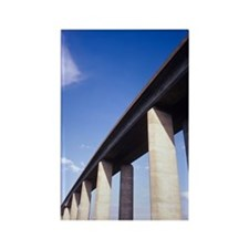 Orwell Bridge Rectangle Magnet