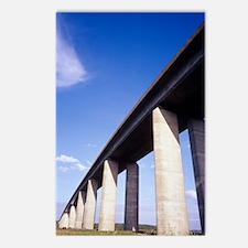 Orwell Bridge Postcards (Package of 8)