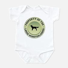 Munsterlander Property Infant Bodysuit