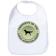 Munsterlander Property Bib