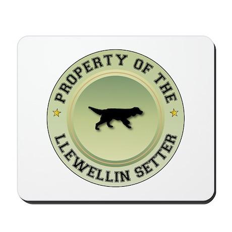 Llewellin Property Mousepad
