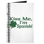 Kiss Me I'm Spanish Journal