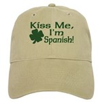 Kiss Me I'm Spanish Cap