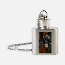 vertical3 Flask Necklace