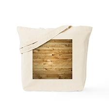 Wood Fence Tote Bag
