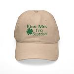 Kiss Me I'm Scottish Cap