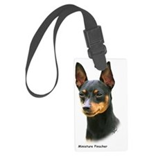 Miniature Pinscher 8A083-13 Luggage Tag