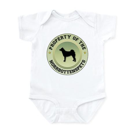 Norrbottenspets Property Infant Bodysuit