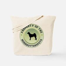 Norrbottenspets Property Tote Bag