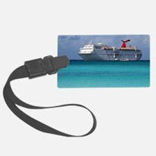 Carnival Ecstasy Luggage Tag