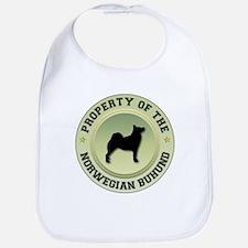 Buhund Property Bib