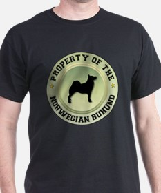 Buhund Property T-Shirt