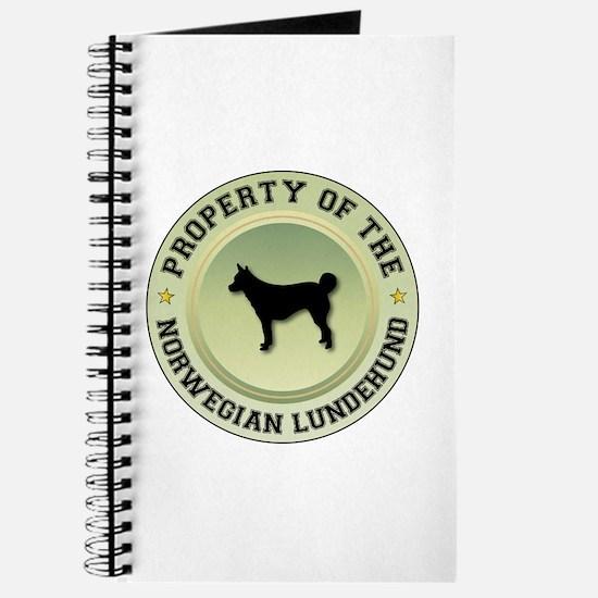 Lundehund Property Journal