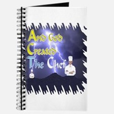 And God Created The Chef Journal