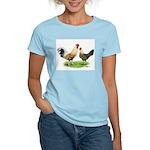 Norwegian Jaerhons Chickens Women's Light T-Shirt
