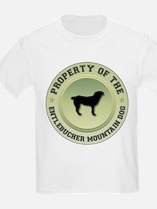 Entlebucher Property Kids T-Shirt