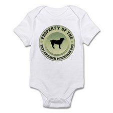 Entlebucher Property Infant Bodysuit