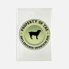 Entlebucher Property Rectangle Magnet