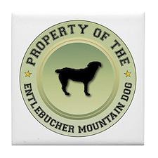 Entlebucher Property Tile Coaster