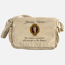 Jimmy Carter Messenger Bag