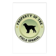 Field Property Postcards (Package of 8)