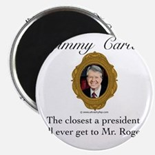Jimmy Carter Magnet