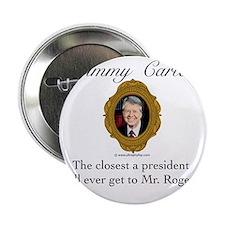 """Jimmy Carter 2.25"""" Button"""