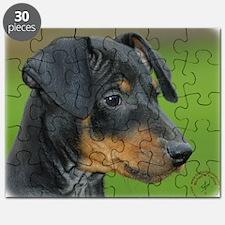 Manchester Terrier 9B085D-07_2 Puzzle