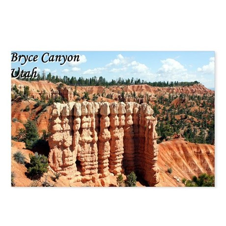 Bryce Canyon, Utah (with Postcards (Package of 8)