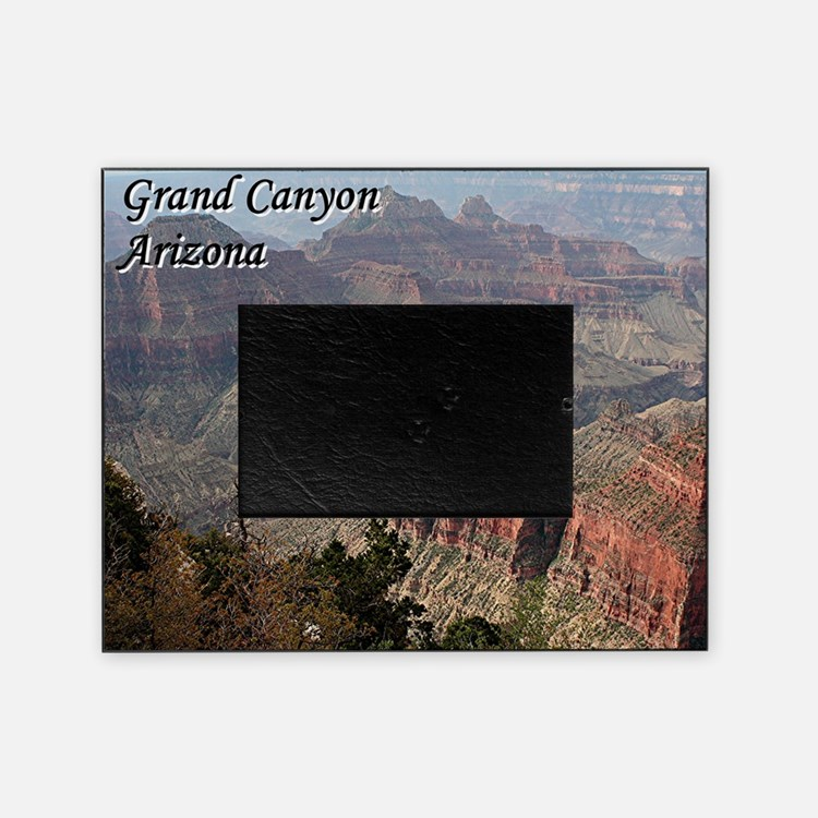 Grand Canyon, Arizona 2 (with captio Picture Frame