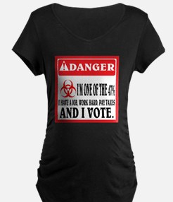 One of the 47%. T-Shirt