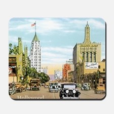Vintage Hollywood Mousepad