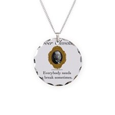 Grover Cleveland Necklace