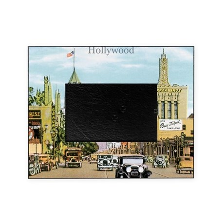 Vintage Hollywood Picture Frame by Admin_CP1030624