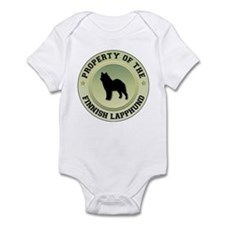 Lapphund Property Infant Bodysuit