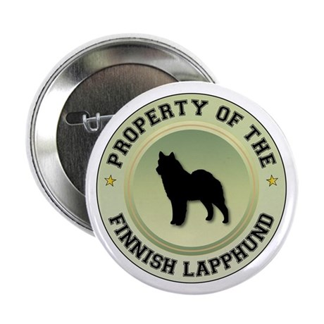 "Lapphund Property 2.25"" Button (100 pack)"