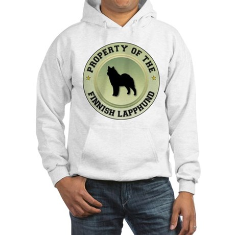 Lapphund Property Hooded Sweatshirt